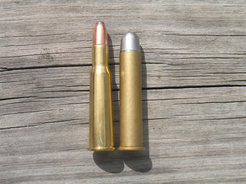 The Winchester 71 and .348 Winchester Cartridge